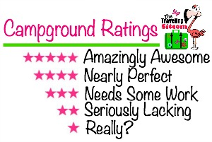 campground ratings