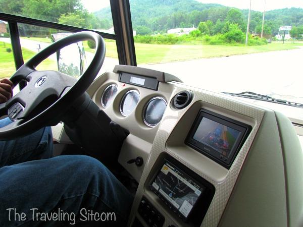 driving rv