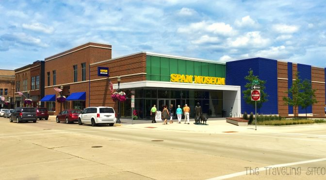 The SPAM Museum and summer fun!