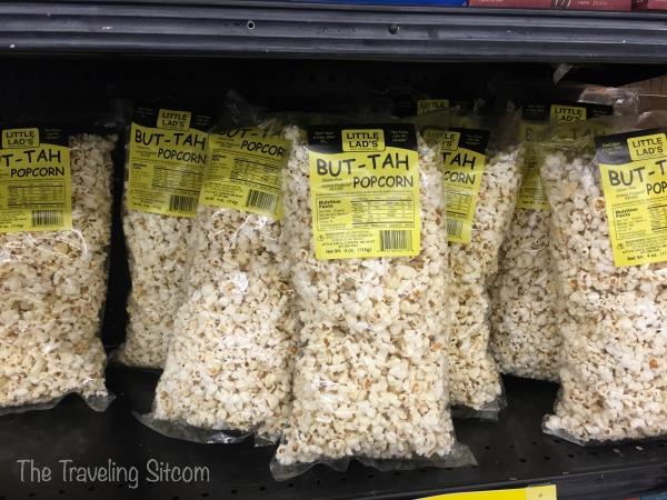 bar harbor maine popcorn