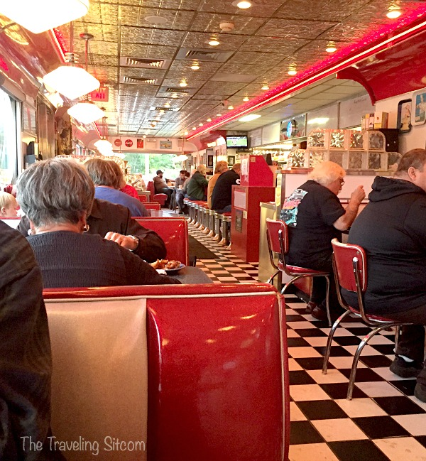 massachusettes diner