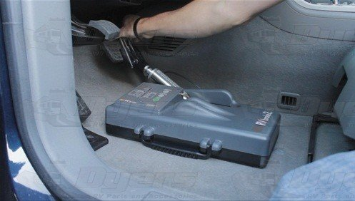 brake controller for tow vehicle