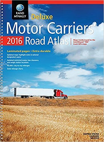 rand mcnally motor carrier atlas