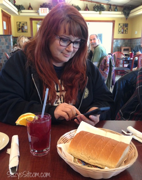 blogging on iphone