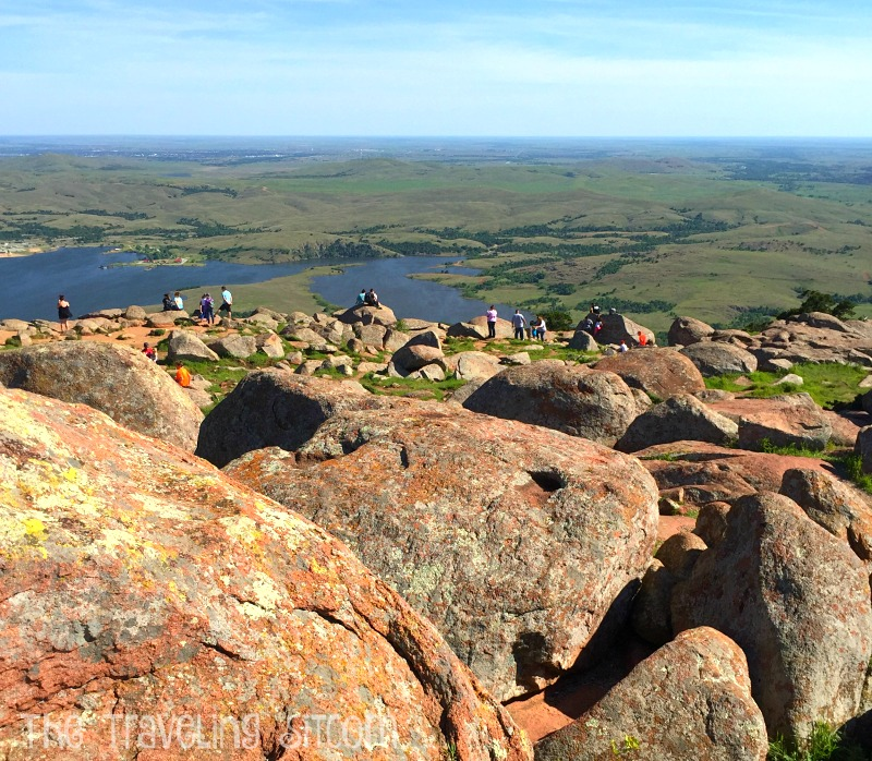 oklahoma wichita mountains