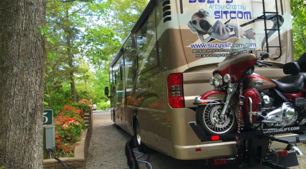rv life camping etiquette