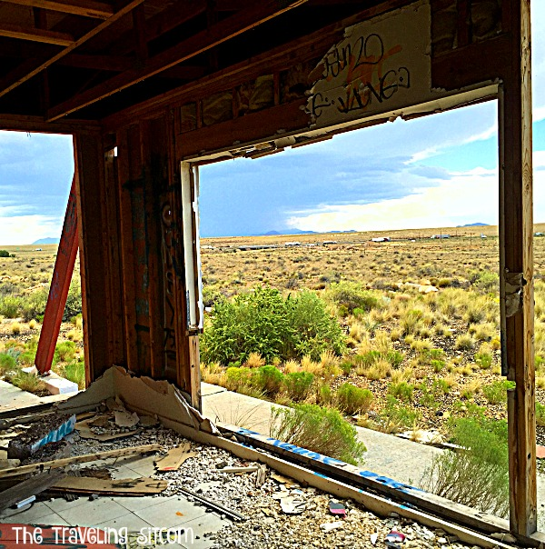 two guns ghost town in arizona