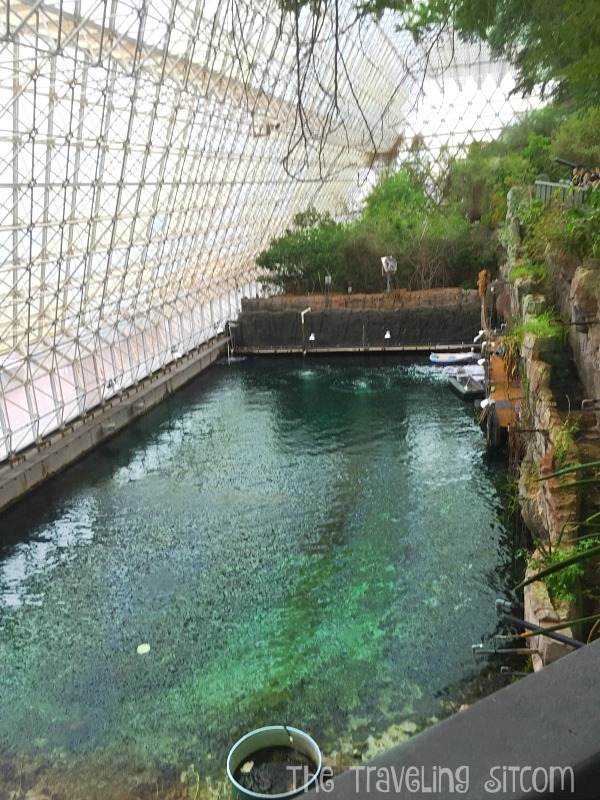 look at biosphere 2 the human experiment4