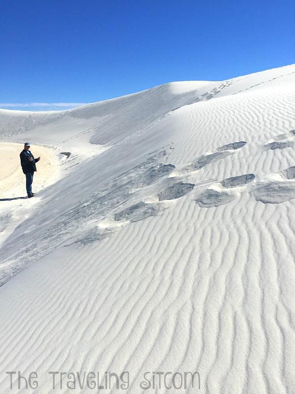 White Sands Car Park