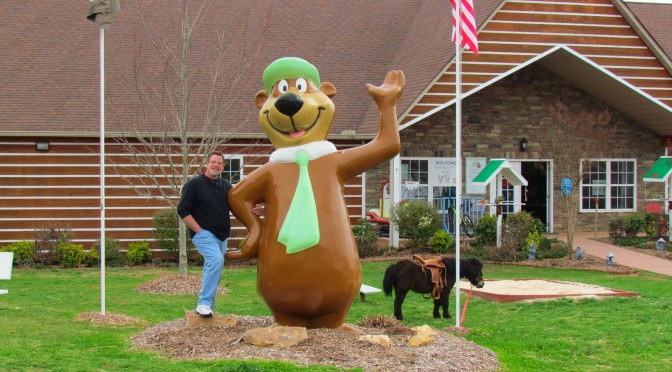 Yogi Bear's Jellystone Park, Bremen, GA