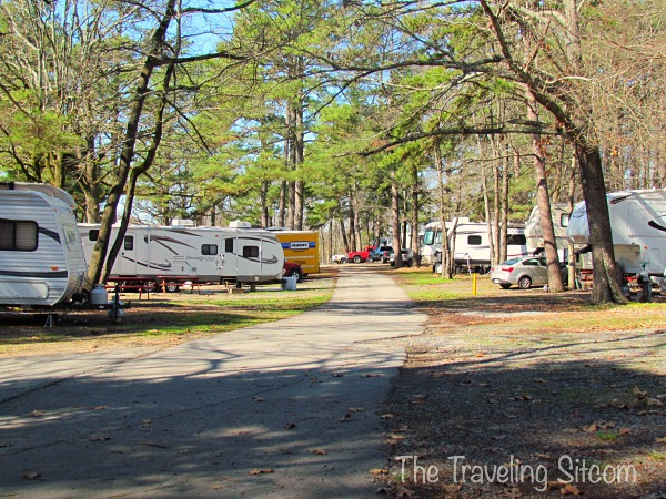 little rock arkansas koa campsite review