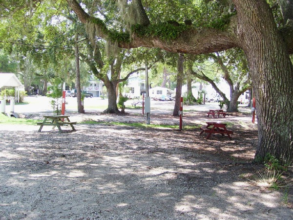 rivers end campground tybee island