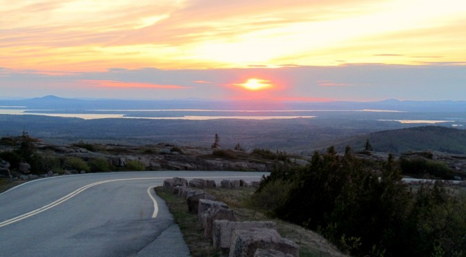 Cadillac Mountain, Work Camping, and more!