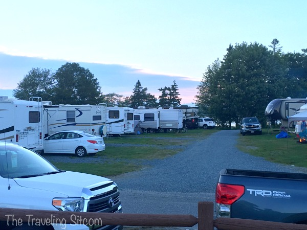 life at the campground