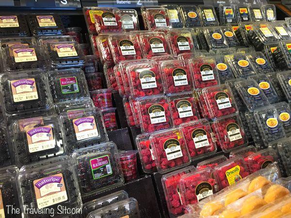 berries in maine