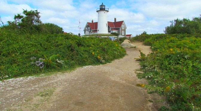 A visit to the New England Coast