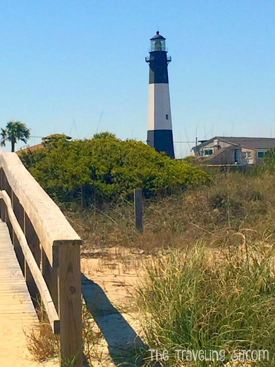 tybee island lighthouse georgia