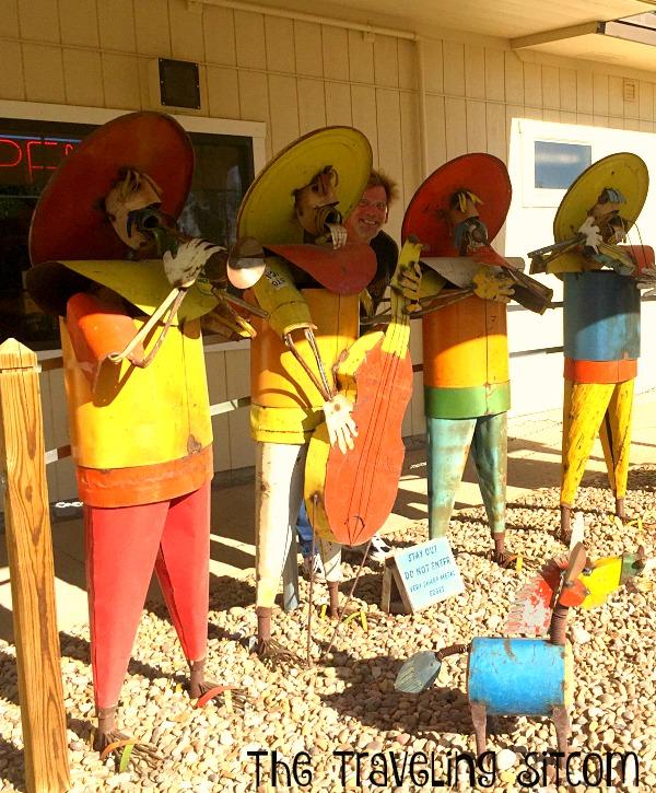 traveling in amarillo texas