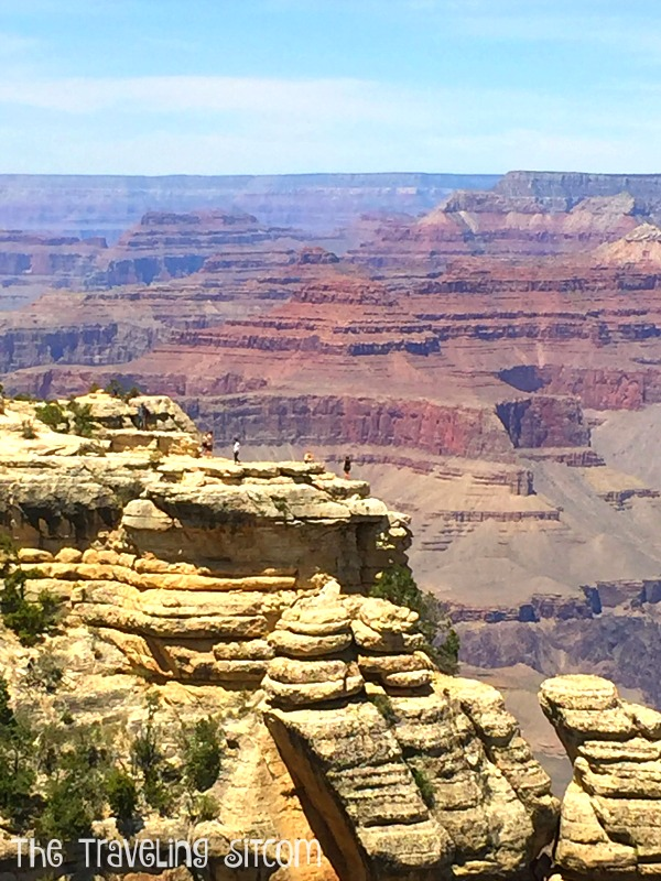appreciating the grand canyon