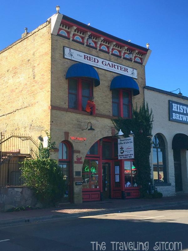 history-of-williams-arizona
