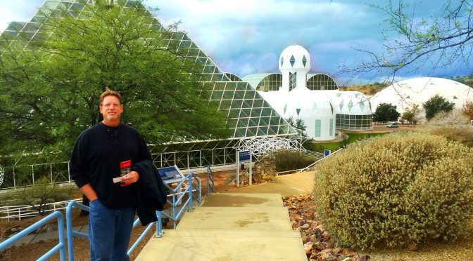 The Human Experiment called Biosphere 2