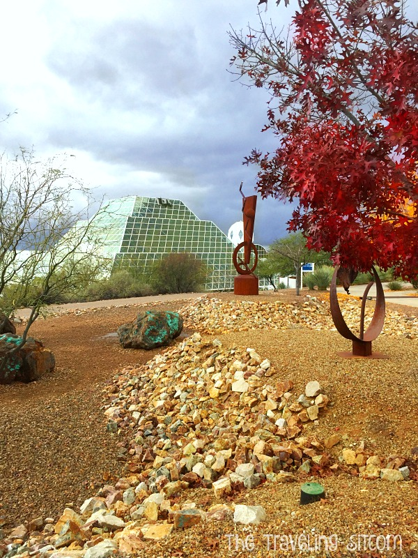 look at biosphere 2 the human experiment11