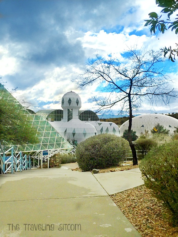 look at biosphere 2 the human experiment9