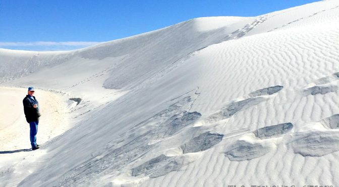 A visit to White Sands National Monument
