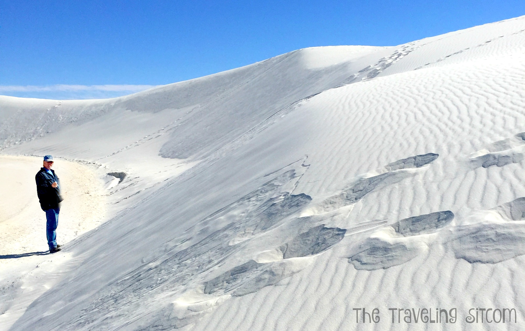 White Sands National Monument designated as the newest US