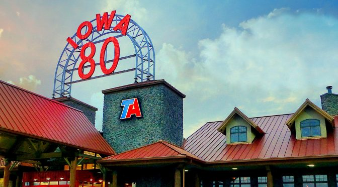 Iowa 80- The Worlds Largest Truck Stop and more!